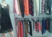 Excelente fondo de comcio ropa femenina
