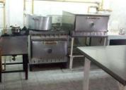 Viandas,menu a empresas y catering.vendo
