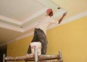 Se brinda servicios de pintura de obras en general