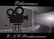 Ediciones e .n. g producciones,contactarse.