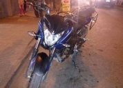 Excelente rouser 200 impecable