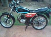 Vendo muy linda moto
