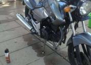 Vendo urgente linda moto