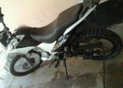 Vendo excelente moto corven 150cc triax