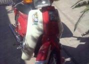 Vendo moto guerrero g90 buen estado