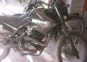 Excelente moto guerrero 200