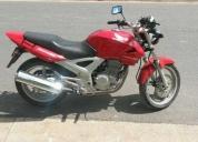 Excelente honda twister 250cc original