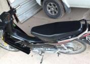 Vendo moto honda wave cc110, modelo 2010 en excelente estado