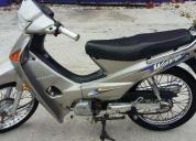 Vendo honda wave 110 modelo 2008