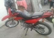 Vendo moto honda xr125 escucho ofertas