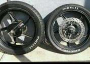 Vendo ruedas de twster,contactarse.