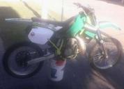 Excelente kdx 200 cc modelo 94 patentada