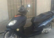 Vendo scooter,contactarse.