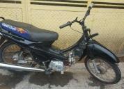 Vendo excelente moto motomel 2011
