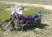 Excelente motocicleta 200cc