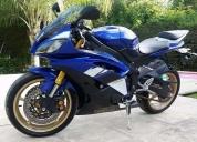 Yamaha r6 2008 24000 kms