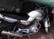 Vendo excelente ybr mod 2010 full recibo moto