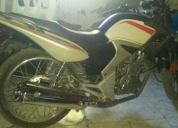 Vendo moto zanella 150 todos los papeles al dia