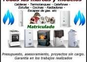 Plomero gasista matriculado 0223153035564