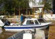 Vendo cabina de tracker muy buena $8500 0291-155785947