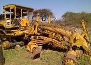 Motoniveladora rusa tracción 6x6