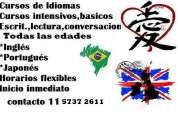 Curso y clases de idiomas