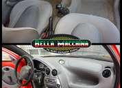 Realizamos limpieza del interior y lustrados del automóvil en bahia blanca