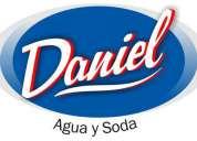Agua y soda daniel