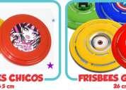 Frisbees souvenir cumpleaÑos escuelas juegos eventos