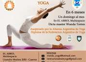 Profesorado de yoga en caseros