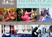Yoga, método antiestrés, de rejuvenecimiento y salud integral.