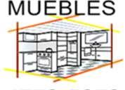 Muebles alhambra fabrica de muebles para el hogar alacenas bajo mesadas desayunadores barras