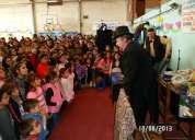 Shows de magia animacion parta chicos y grandes ilusionista humor