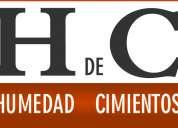 Humedad de cimientos -hdec-