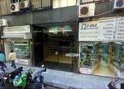Oficina parana 123 - excelente edificio, a la calle piso 5, vigilancia las 24 hs
