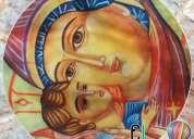 Mandalas de vidrio protectores paz armonia bienestar elglobo deco