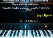 Piano, teclados, organo, clases, mÚsica