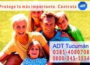 0381-4080708  adt - alarmas para el hogar y/o comercio