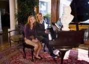 Clases de piano y audioperceptiva en villa del parque