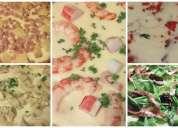 Catering pizza party domicilios capital federal y gran buenos aires