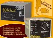 Elevadores de tension marca electrotec, 011-4849-2747