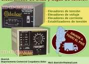 Elevadores de voltaje en la plata  011-48492747