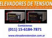 Elevador de tensión 14 kva contacto 011-48492747