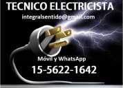 Técnico electricista  (15-5622-1642)