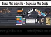 Diseño web - diseño responsive - gdstudio