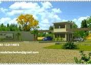 Excelente oportunidad!  barrio cerrado- proyecto futuro barrio privado!!! lotes de 500m²