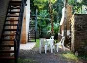 Alojamiento en cabañas en misiones