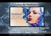 curso de photoshop completo disponibilidad horaria