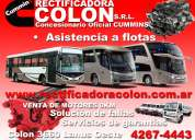 Rectificadora colon srl: venta y rectificación de motores 4276-8532