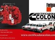 Rectificadora colon: rectificación de motores para camiones 4267-8532